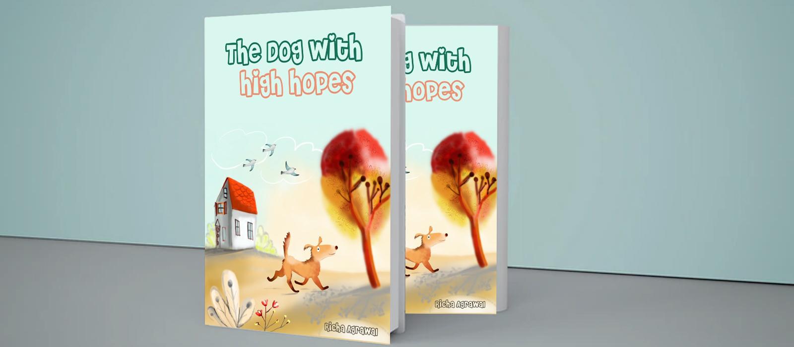 Custom Book Cover Illustration