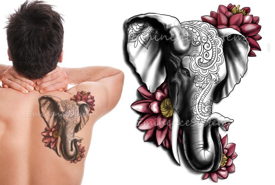 Custom tattoo illustrations