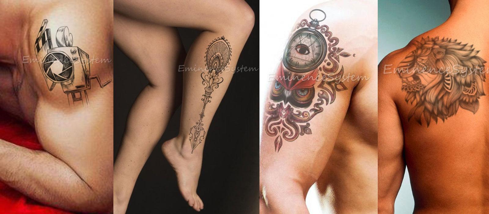 Tattoo Illustration Styles